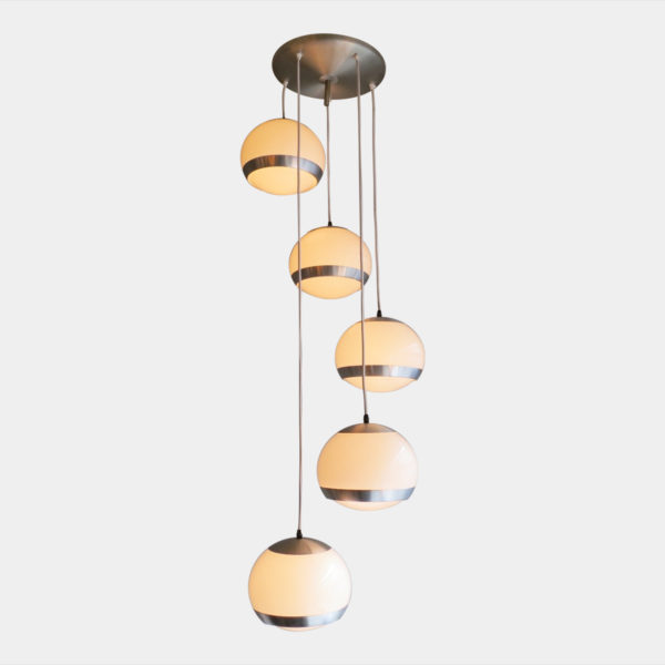 ITALIAN STILUX PENDANT CEILING LIGHT