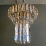Vintage Crystal Murano Chandelier