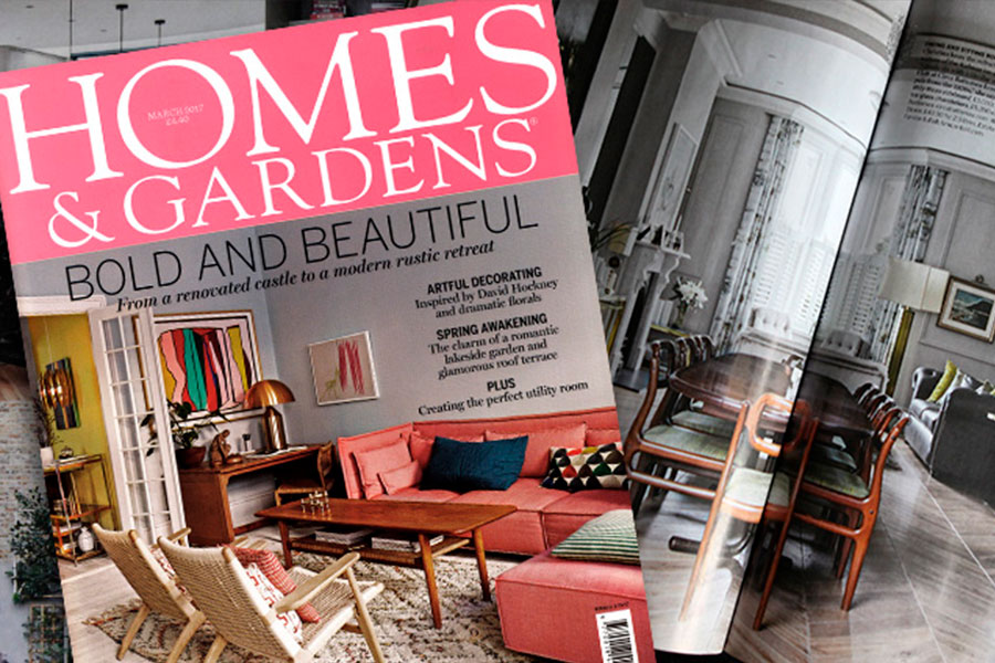 Homes and Garden Magazine
